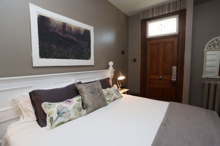 Walker Suite with King Bed, Ensuite and Private Entrance. View More Details.