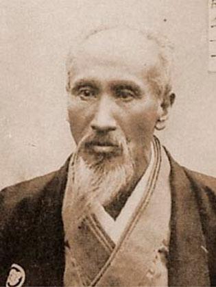 富岡製糸場の初代場長 尾高惇忠翁