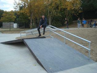 Skate à Rennes, Vern sur seiche
