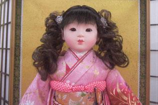 市松人形 愛ちゃん