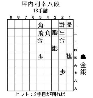 坪内八段② - 関西将棋会館