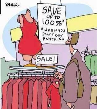No compres cosas que no necesites aunque estén muy baratas - www.AorganiZarte.com