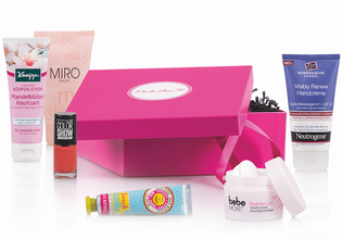 Pink Box Unboxing