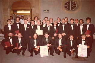 Neuchatel, Suiza, 1985
