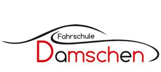 Logodesign für die Fahrschule Damschen aus Moers