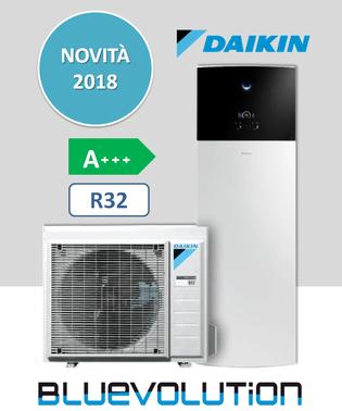 Daikin Integrated R32