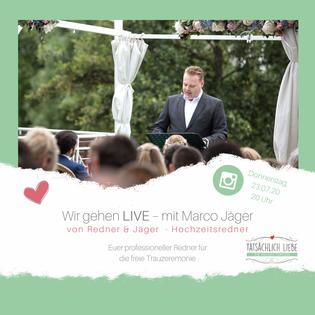 Trauredner Bonn, Hochzeitsmesse Tatsächlich Liebe