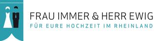 Frau Immer & Herr Ewig | Für eure Hochzeit im Rheinland