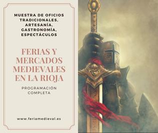 Ferias y Mercados Medievales en La Rioja