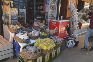 Markt in Gümüslük.