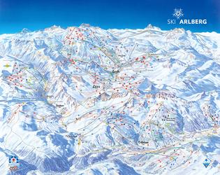 Download Skimap Arlberg