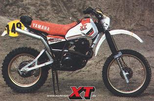 XT550 Tweesmann • Eddy Hau