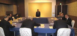 第25回京都府貨物自動車運送適正化事業実施機関評議委員会