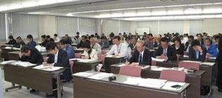 トラック運送事業における適正取引推進説明会