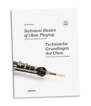 Technische Grundlage der Oboe Übungsheft