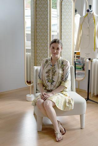 Jennifer Klein Couture Germany Frankfurt am Main Brautmoden Bridal Dress