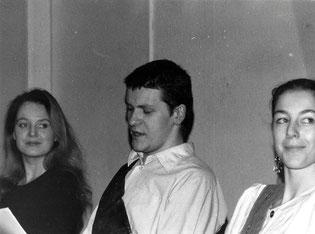 Festtage aus Anlass des 25jährigen Bühnenjubiläums von Dirk Heidicke, Kammerspiele Magdeburg, Kult e.V.