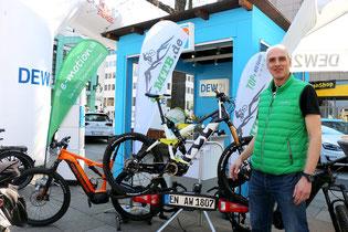 e-Bike Festival Dortmund 2019 mit e-MTB.de