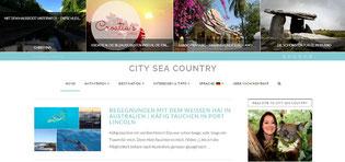 Lieblingsblog, Reiseblog, Lifetravellerz, City Sea Country, luigiontour