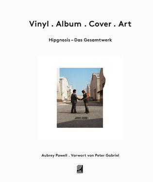 Cover Vinyl. Album. Cover. Art von Aubrey Powell