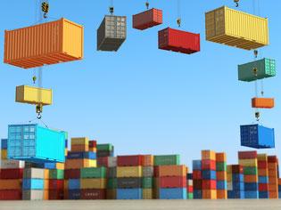 Container-Schneeballsystem bei P&R