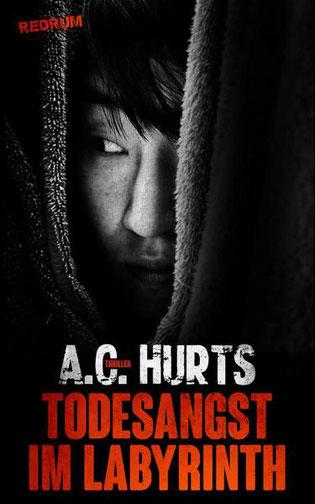 A. C. Hurts - Todesangst im Labyrinth