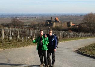 Burg von Neuleiningen
