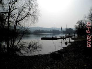 Der Bruchsee - eine gelungene Symbiose von Naherholung und Naturschutz