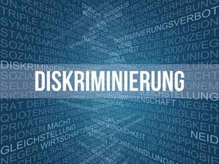 Allgemeines Gleichbehandlungsgesetz (AGG) - Rechtsanwalt für Arbeitsrecht hilft sofort bei Mobbing