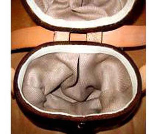 Gourd Handbag Interior