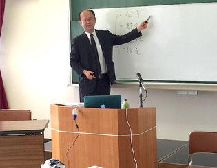 NPOセミナー講師の金子和寛(公認会計士・税理士)