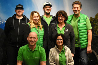 Das Team der e-motion e-Bike Welt Bad Kreuznach