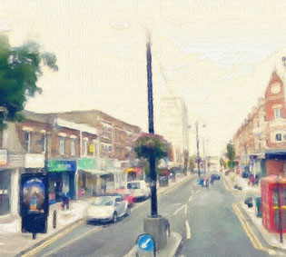 The best options from epsom station to exxonmobil leatherhead