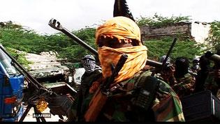 Miliziani di al-Shabaab.