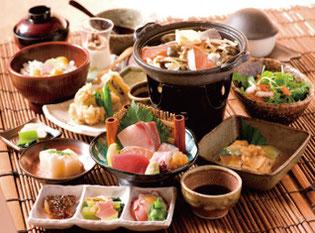 会席料理花コース:和と酒馬乃屋