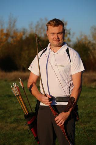 Philipp Manhart – geprüfter Übungsleiter, Guntramsdorf BSC Arcus