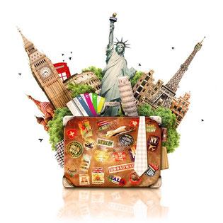 tourisme international