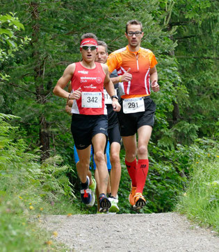 Start-Ziel-Sieg für Steffen (Bild: Andreas Leder)