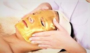 Gesichtsmaske mit Q 10 und Hyaluronsäure Beruhigung Microneedling Lübeck