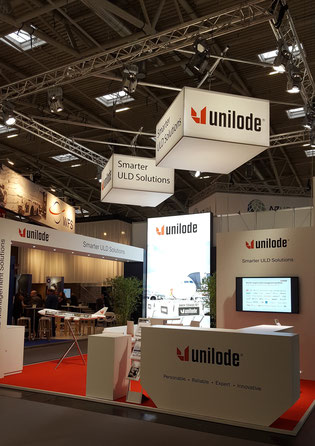 Unilode stand at Munich-held ACE