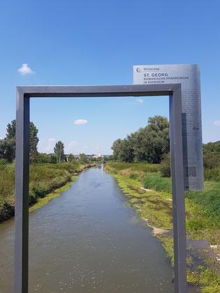 DonauPforte entlang des Römerweges im Landkreis Kelheim.