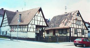 Das alte Essl-Anwesen