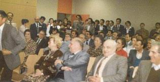 1981 Gründung TKV im Jahre 1981 im alten Vereinsraum AW H. Thoma Schule