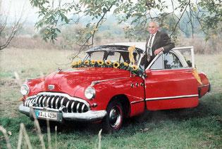 Otto Kiefer´s Buick
