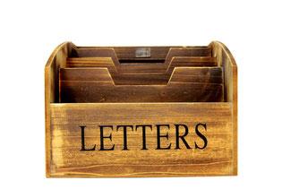 classer ses lettres