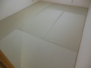 色が変わらない 樹脂畳 耐久性に優れたビニール畳(美草みぐさ)