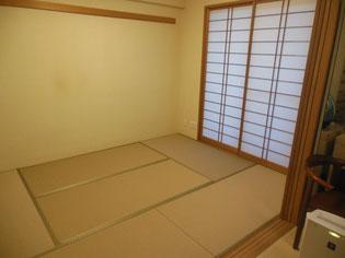 ビニール畳 セキスイ美草(みぐさ) 編み目の細かい目積(めせき)畳おもて
