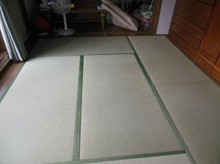 JAS等級別に選べる畳おもて 国産の畳おもて「上」