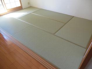 セキスイ美草(ミグサ)人気の畳おもて アトピー性皮膚炎の方に支持されている畳