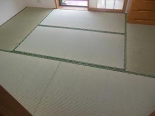 仕上がりが美しい畳替え 納品後にお客様に喜んでいただける畳替え